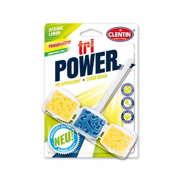 TRI-POWER WC Erfrischer Zitrone