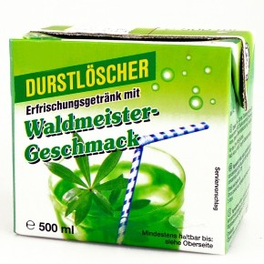 Durstlöscher Waldmeister 0,5l