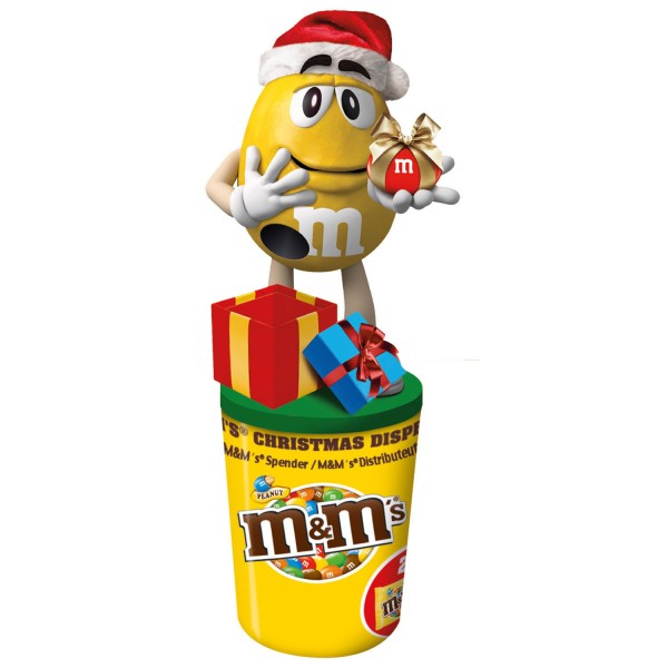 M&M's Peanut Spender