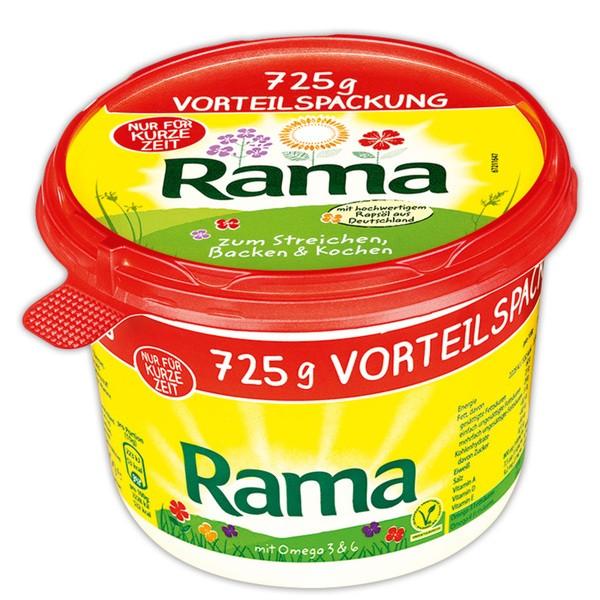Rama 725g Vorteilspackung