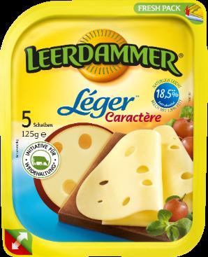 Leerdammer Léger Caractère