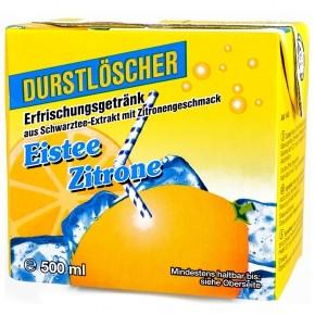 Durstlöscher Eistee 0,5l