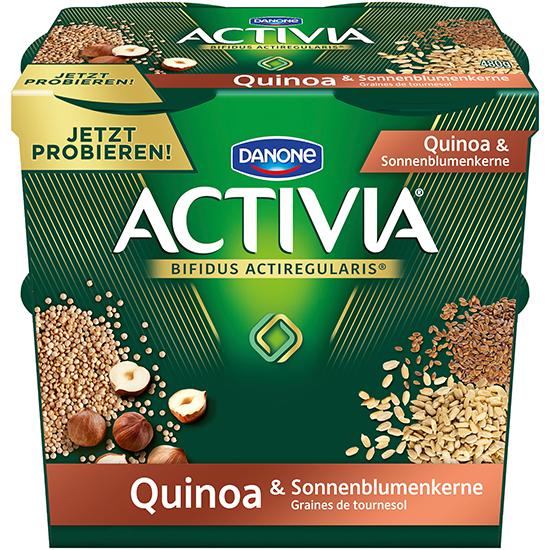 Activia Quinoa