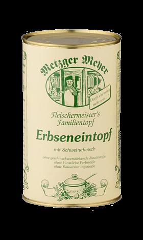 Metzger Meyer Erbseneintopf