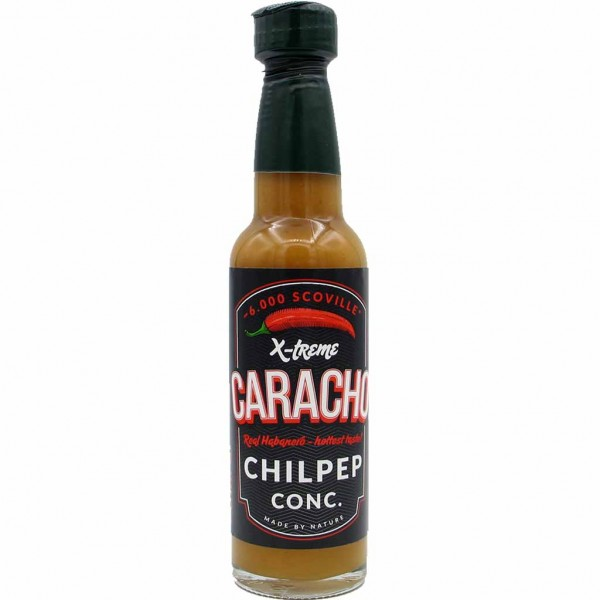 CARACHO Chilpep Concentrate X-treme Real Habanero Sauce 90ml